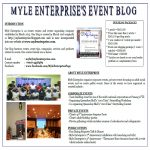 Myle Enterprise Blog Packages