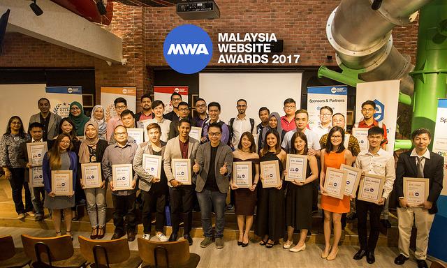 MWA2017 Winners