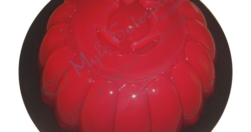 Alcohol Jelly Cake, Our New Product