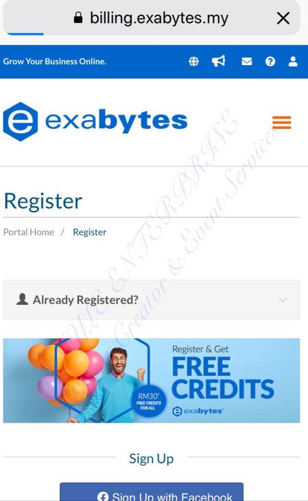 ME-ExabytesRegisterPage